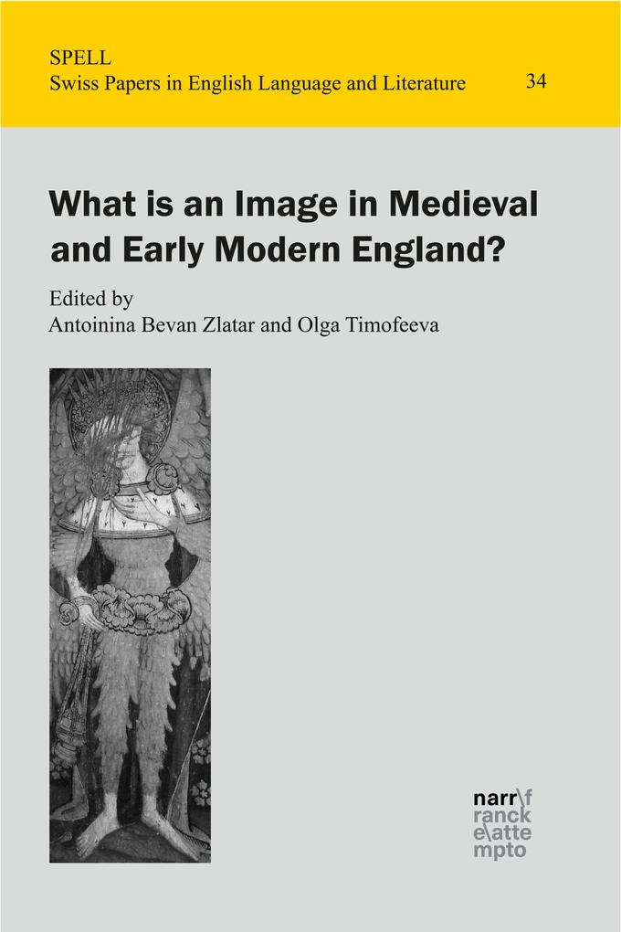 What is an Image in Medieval and Early Modern E...