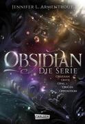 Obsidian: Alle fünf Bände der Bestseller-Serie in einer E-Box!