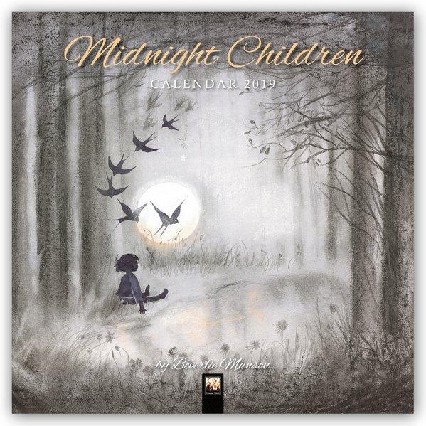 Midnight Children by Beverlié Manson - Beverlié...