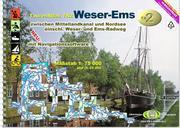 TourenAtlas Wasserwandern 02. Weser - Ems 1 : 75 000