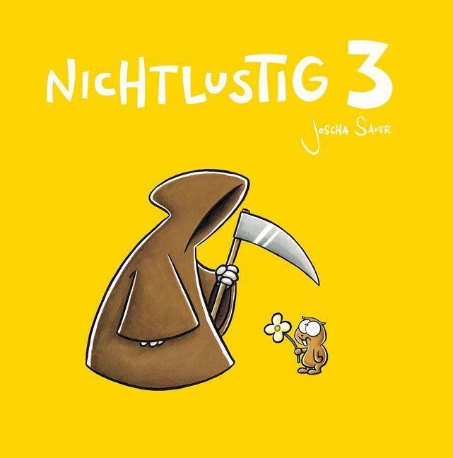 Nichtlustig 03 (Nicht lustig) als Buch