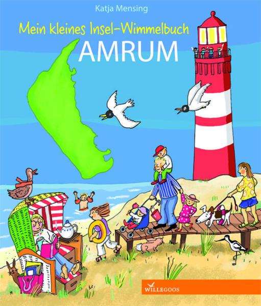 Mein kleines Insel-Wimmelbuch Amrum als Buch