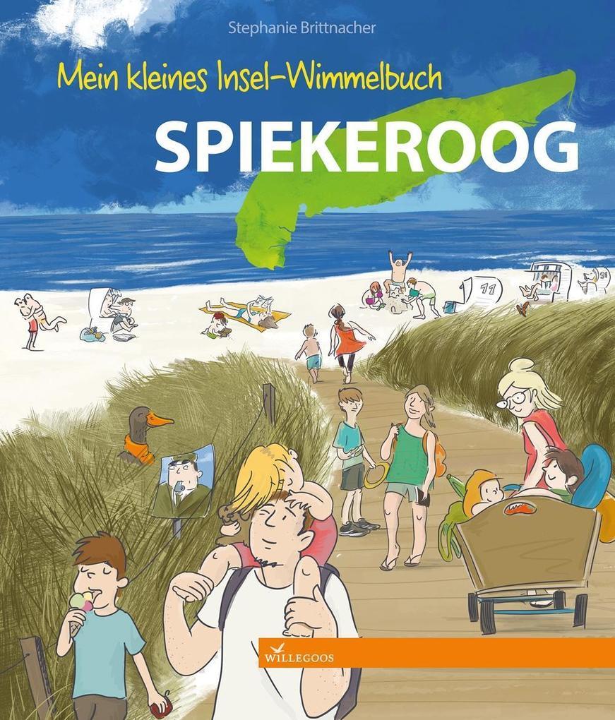 Mein kleines Insel-Wimmelbuch Spiekeroog als Buch