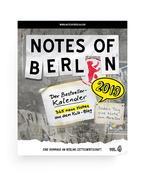 Notes of Berlin 2019