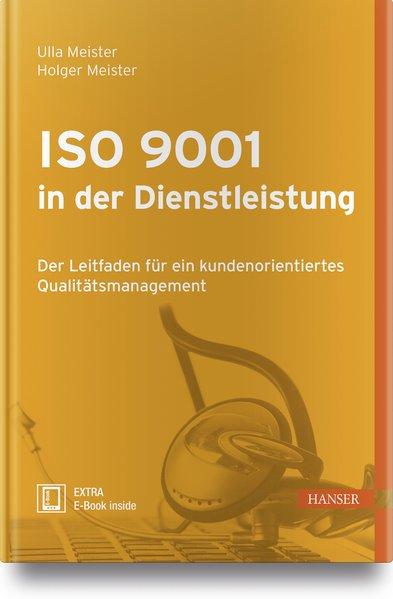 ISO 9001 in der Dienstleistung als Buch von Ull...