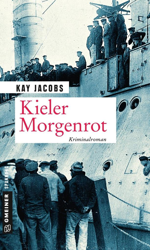 Kieler Morgenrot als eBook Download von Kay Jacobs