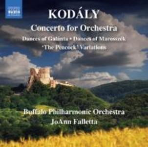 Konzert für Orchester/Dances of Galanta/+