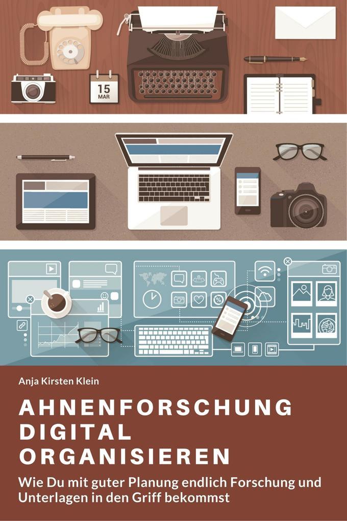Ahnenforschung digital organisieren als eBook D...