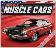 American Muscle Cars - Amerikanische Muscle-Cars 2019 - 18-Monatskalender