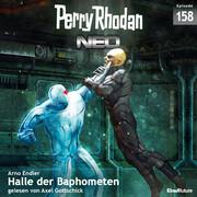 Perry Rhodan Neo Nr. 158: Halle der Baphometen
