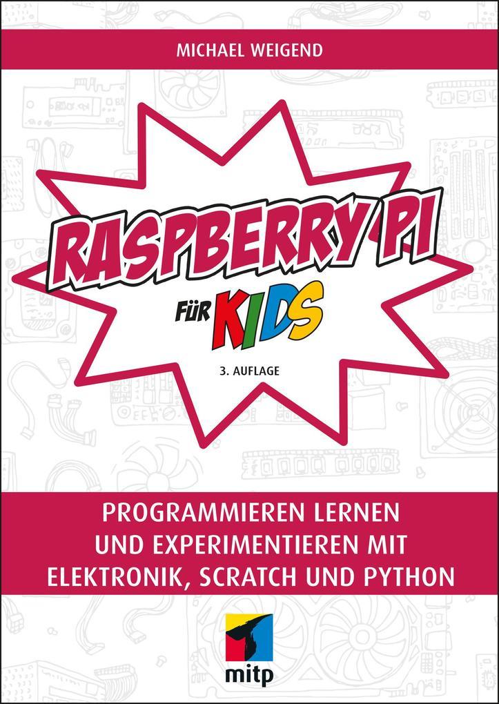 Raspberry Pi für Kids als eBook epub