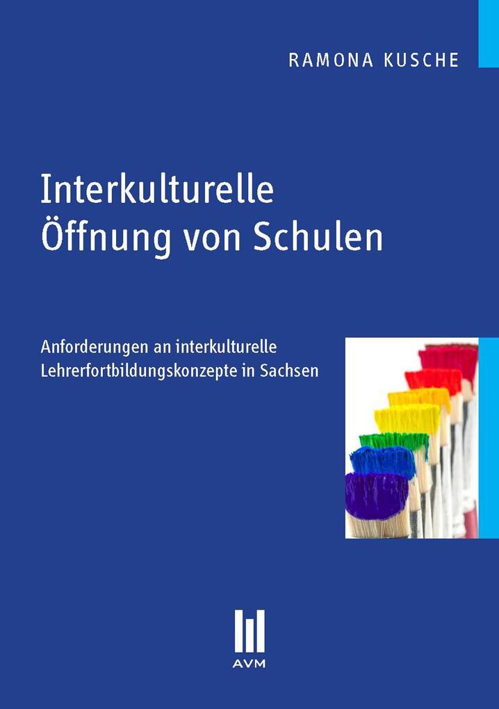 Interkulturelle Öffnung von Schulen als eBook D...