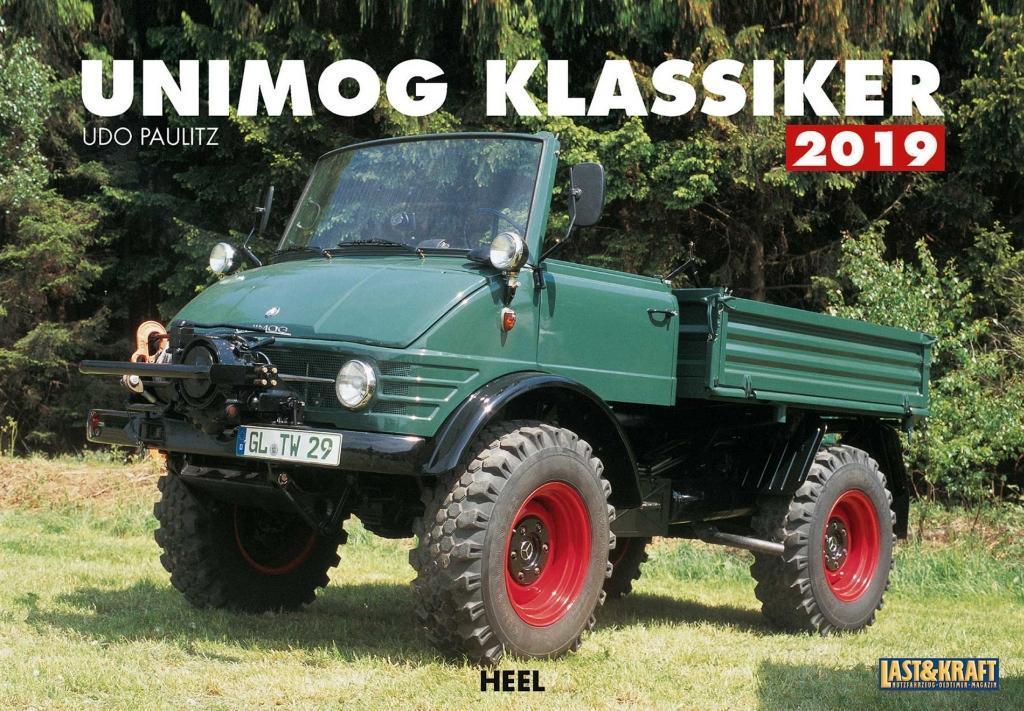 Unimog Klassiker 2019