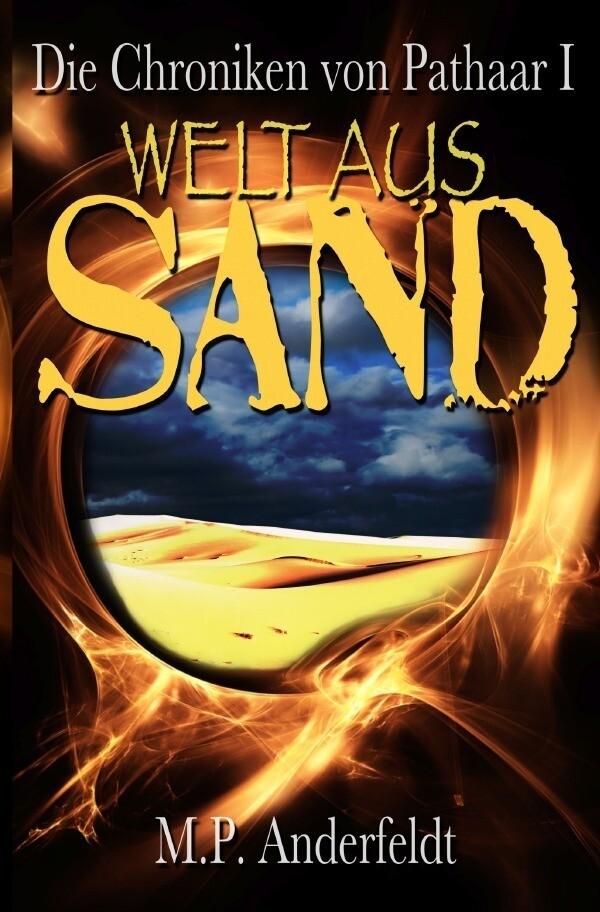 Welt aus Sand als Buch