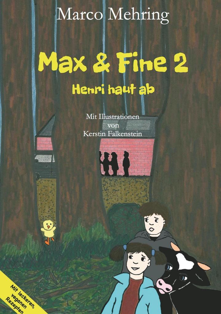 Max & Fine 2 als Buch (kartoniert)