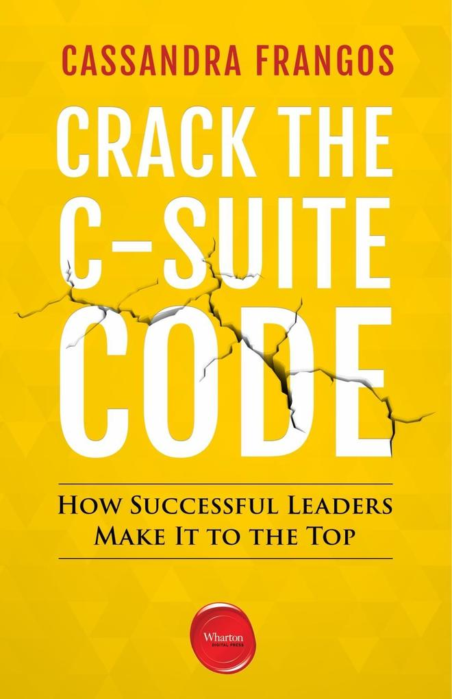 Crack the C-Suite Code als eBook Download von C...