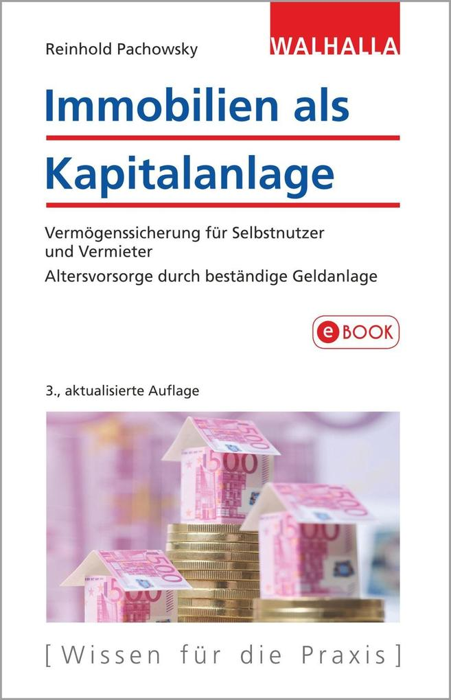 Immobilien als Kapitalanlage als eBook Download...