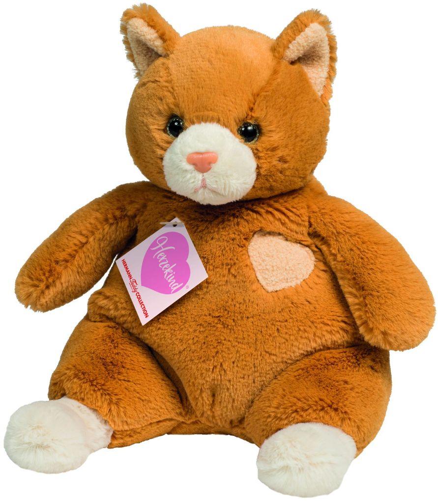 Teddy-Hermann - Katzen - Katze Mme Miau 24 cm