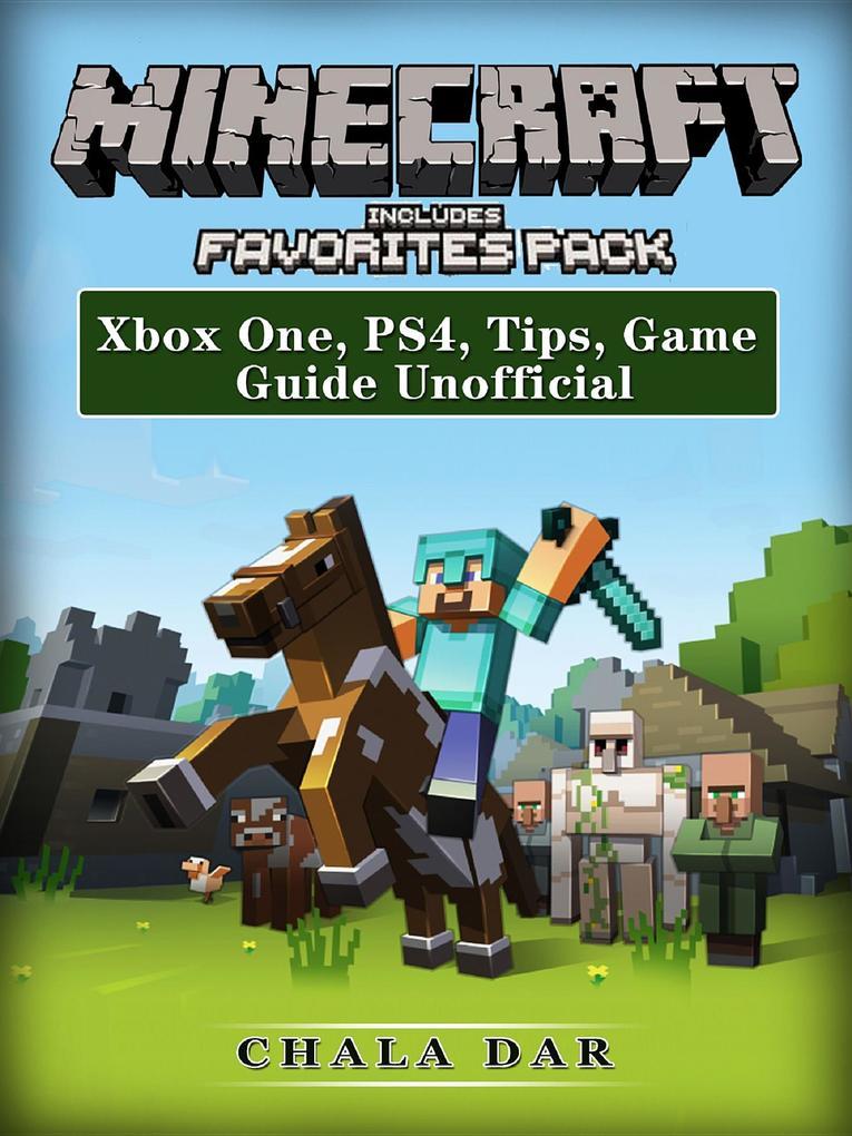 Minecraft Favorites Pack als eBook Download von...