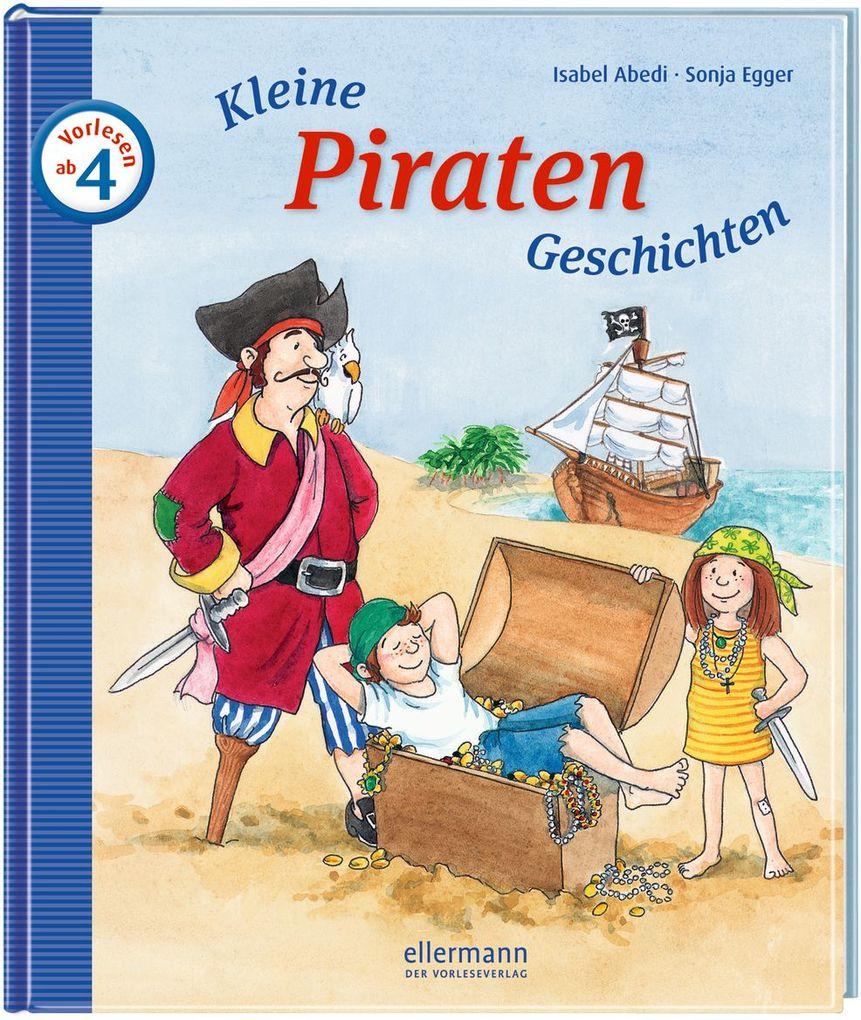 Kleine Piraten-Geschichten zum Vorlesen als Buch