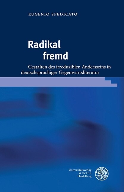 Radikal fremd als Buch