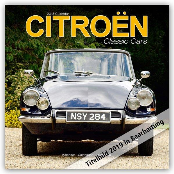 Citroën Classic Cars - Oldtimer von Citroën 2019