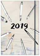 Taschenkalenderbuch 2019