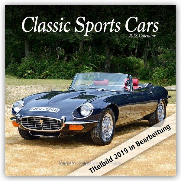 Classic Sports Cars - Sportwagen-Oldtimer 2019