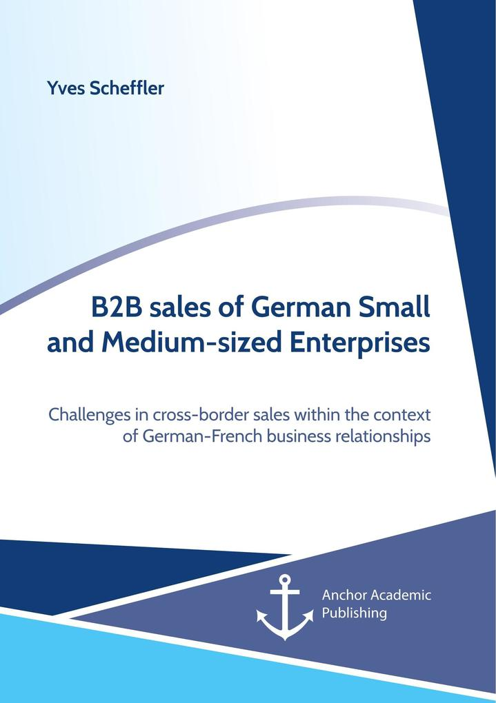B2B sales of German Small and Medium-sized Ente...