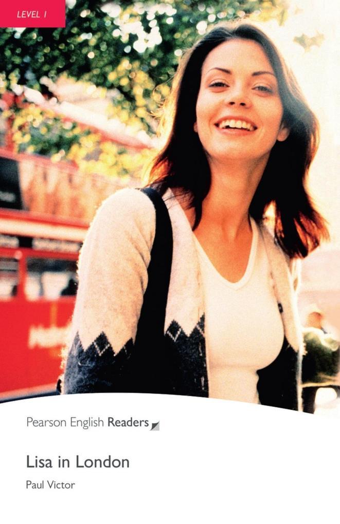 Lisa in London - Leichte Englisch-Lektüre (A1) als Buch