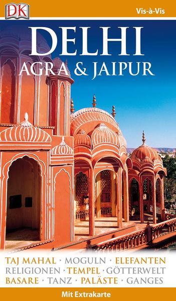 Vis-à-Vis Reiseführer Delhi, Agra & Jaipur als ...