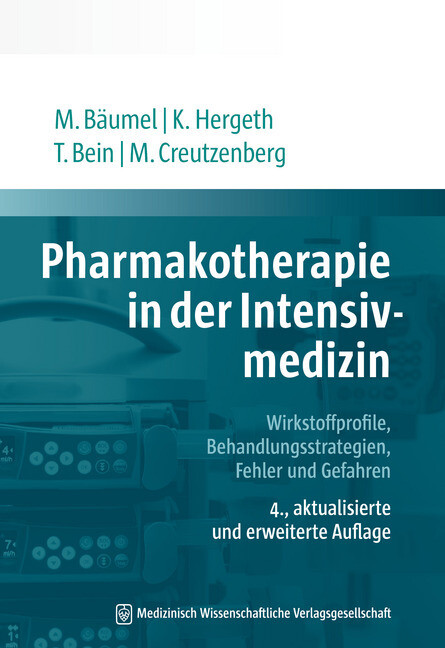 Pharmakotherapie in der Intensivmedizin als Buc...