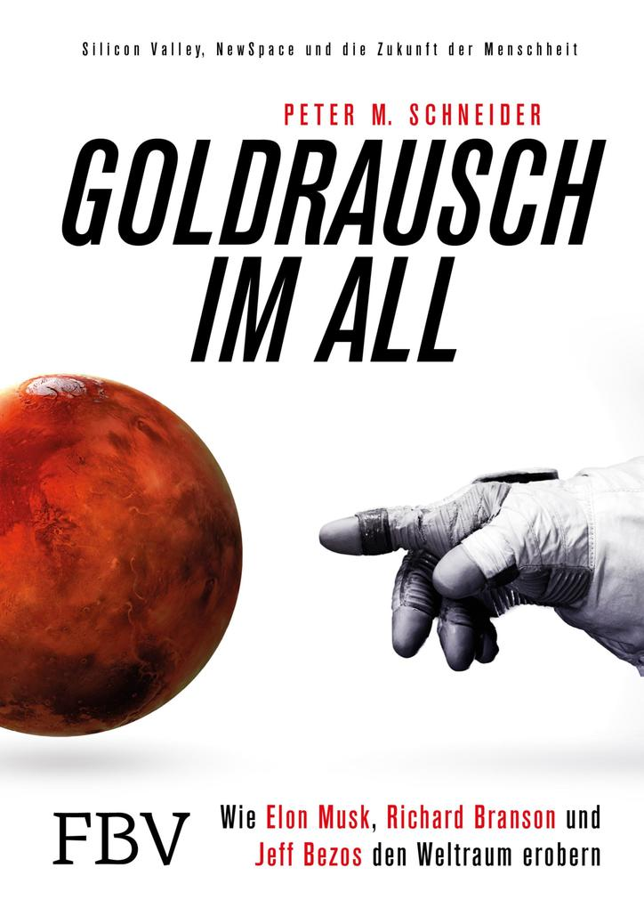 Goldrausch im All als eBook