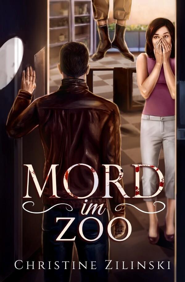 Mord im Zoo als Buch (kartoniert)