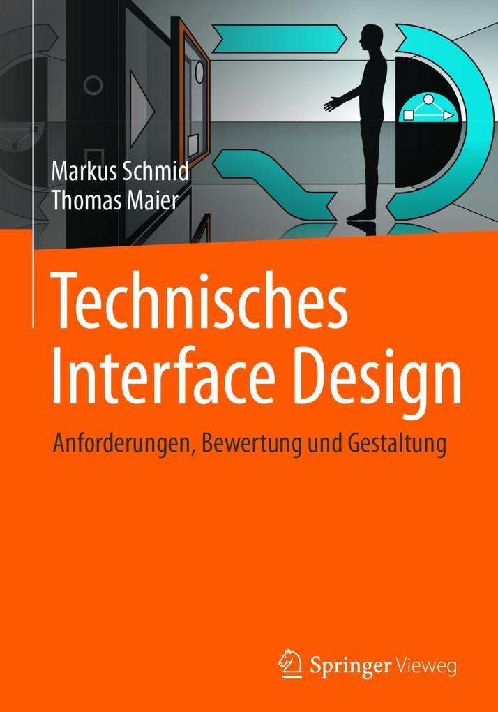 Technisches Interface Design als eBook