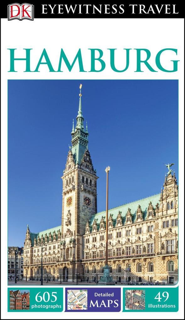 DK Eyewitness Travel Guide Hamburg als eBook Do...