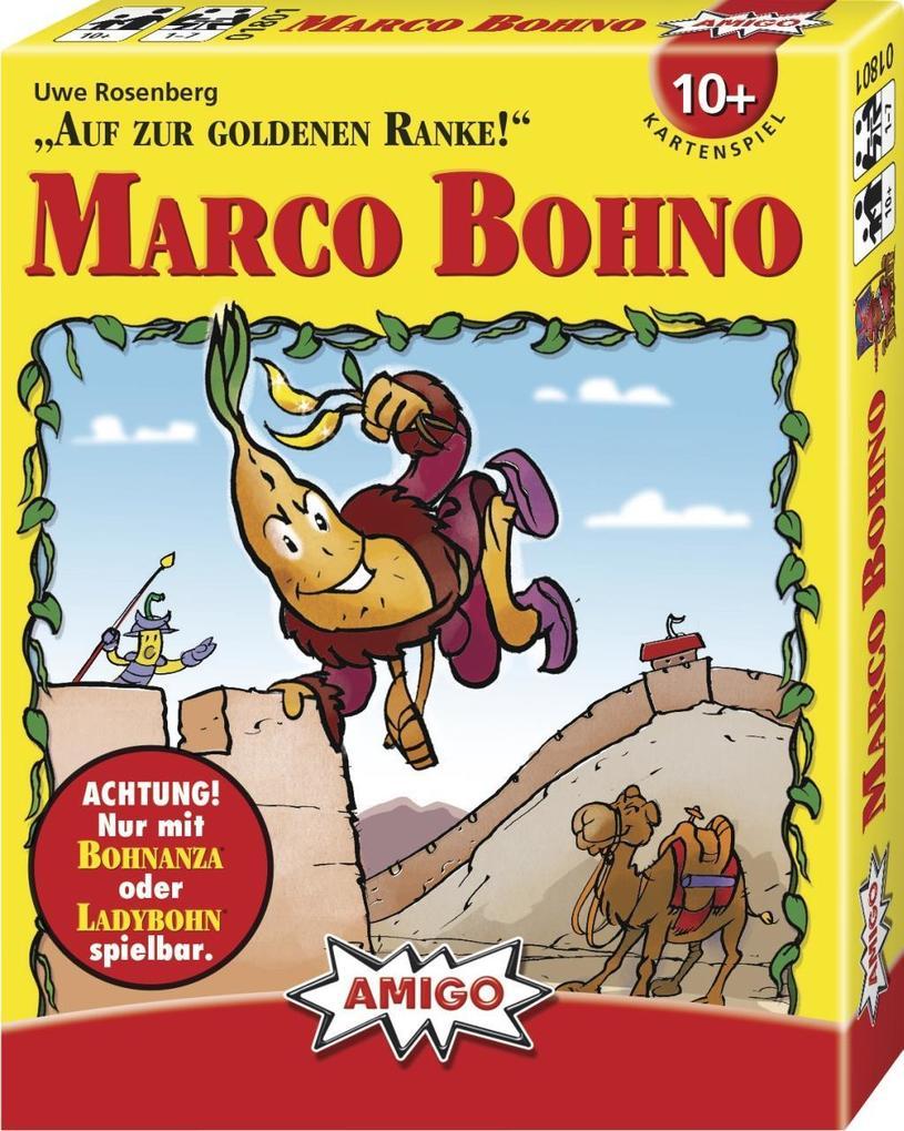 Amigo Spiele - Marco Bohno als Spielware