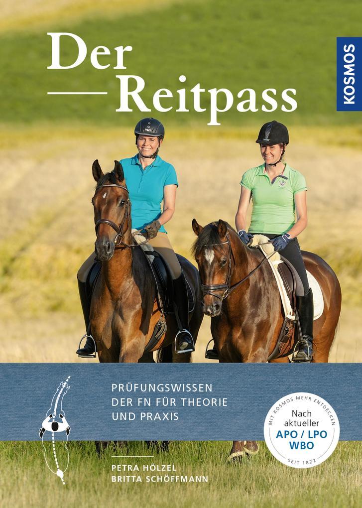 Der Reitpass als eBook Download von Petra Hölze...