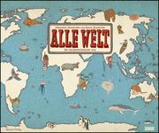 Alle Welt 2019 - Der Landkarten-Kalender