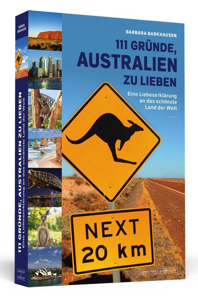111 Gründe, Australien zu lieben als Buch von B...