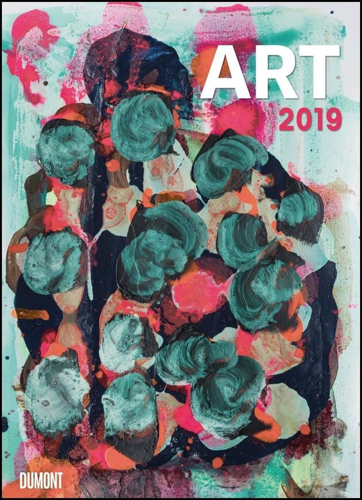 Art Kalender 2019 - Malerei heute - Posterkalender