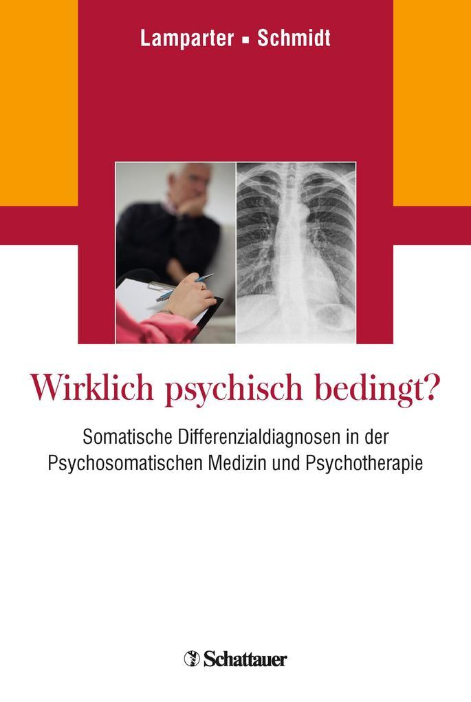 Wirklich psychisch bedingt? als eBook pdf