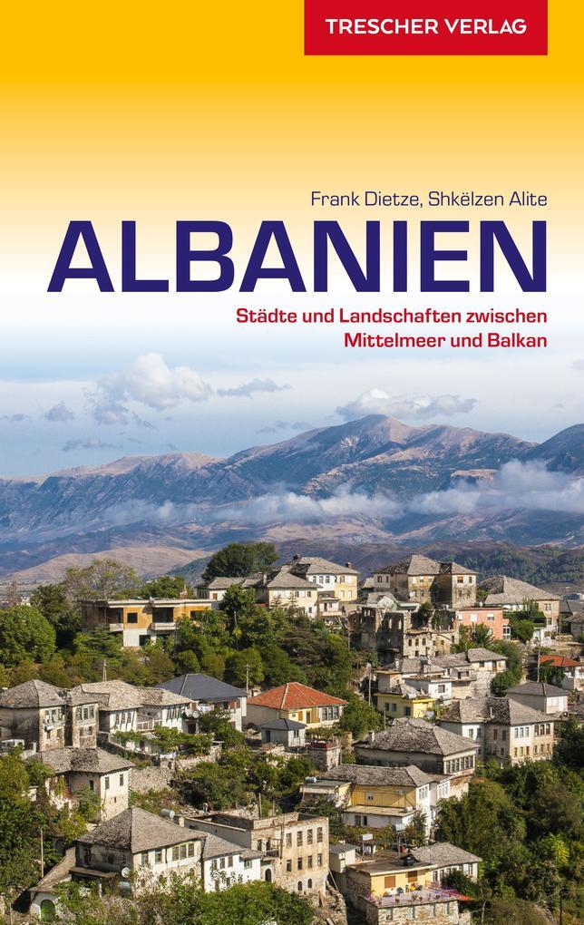 Reiseführer Albanien als eBook Download von Fra...