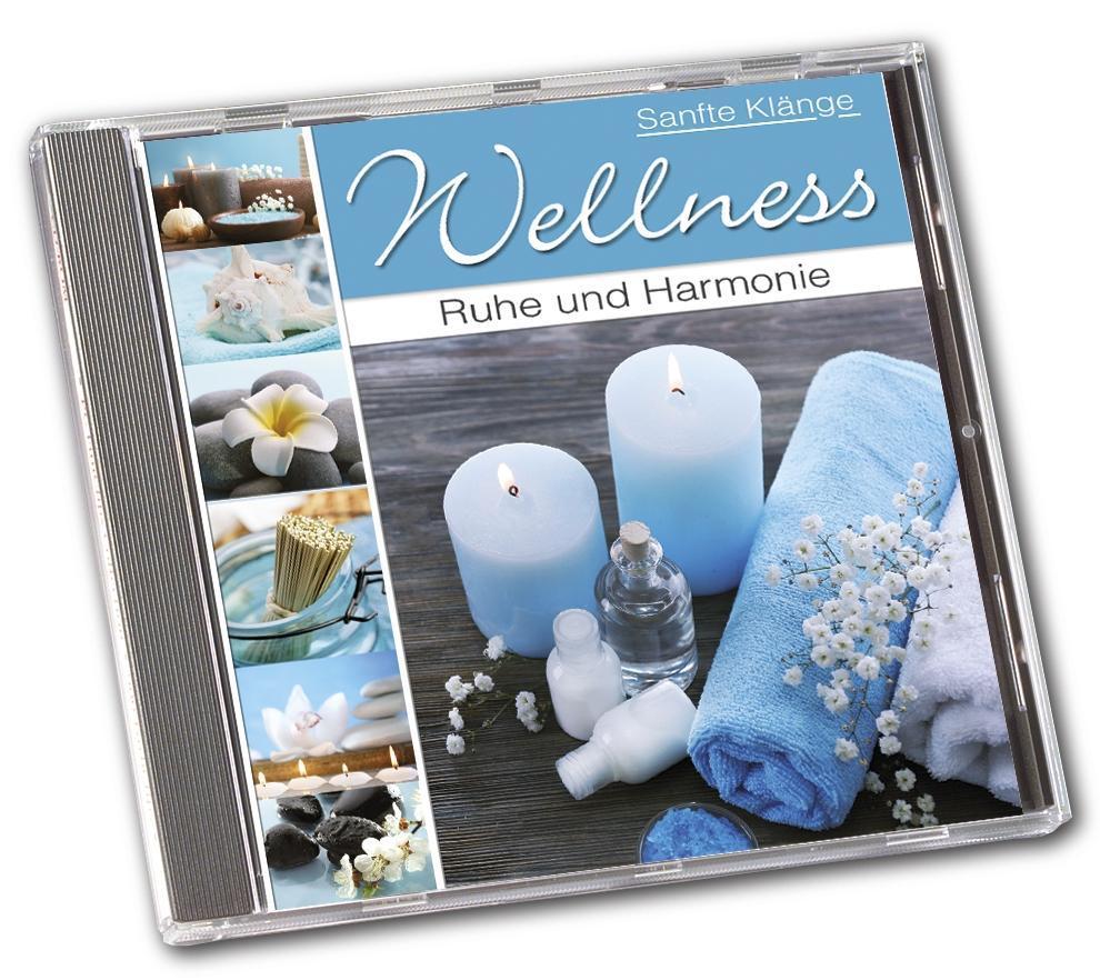 Wellnessmusik Ruhe und Harmonie als CD