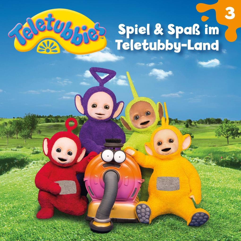 Teletubbies - 03: Spiel und Spaß im Teletubby-L...
