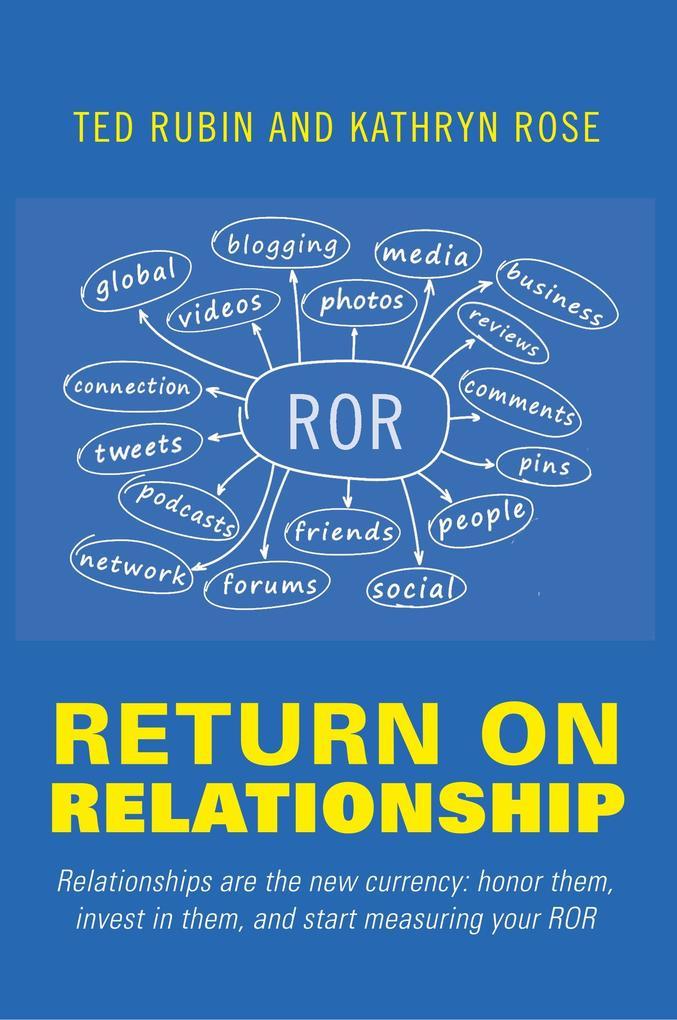 Return on Relationship als Buch von Ted Rubin, ...