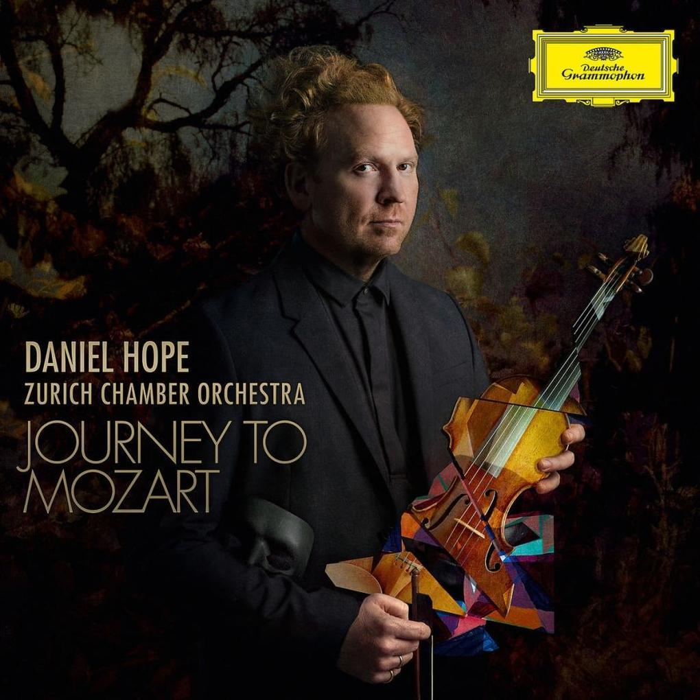 Journey To Mozart als CD