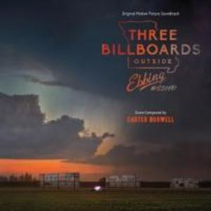 Three Billboards outside Ebbing,Missouri als CD