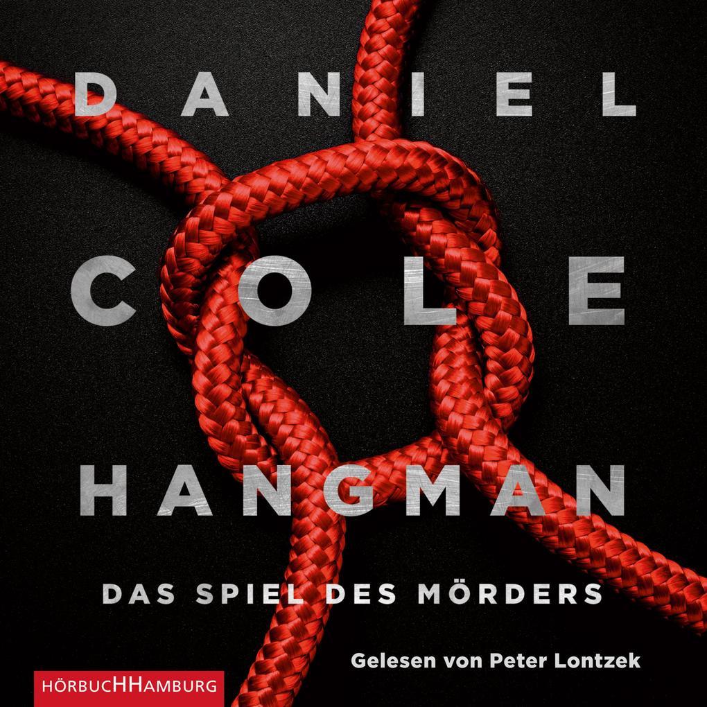 Hangman. Das Spiel des Mörders als Hörbuch Download