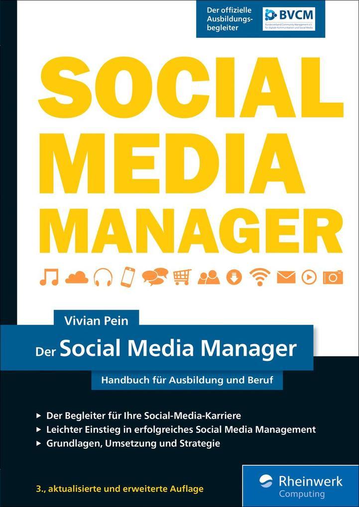 Der Social Media Manager als eBook Download von...